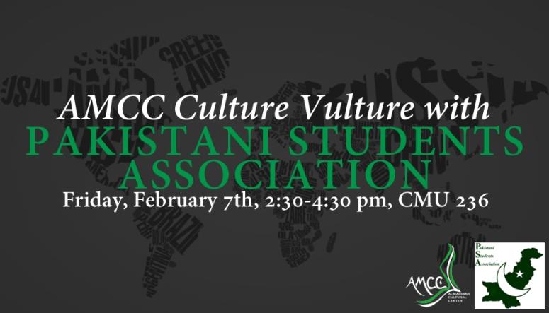 Culture Vulture, PSA