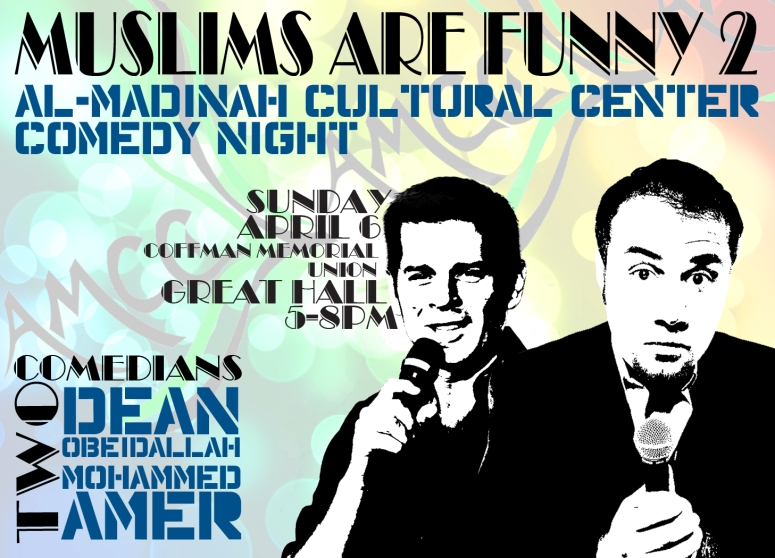 AMCC Comedy Night